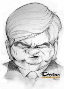 Newt Gingrich Dreier